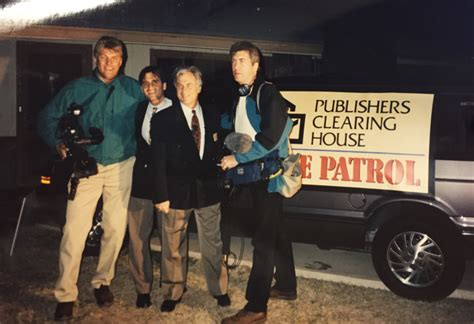 Todd Sloane Pch Prize Patrol - throwback thursday a look at how the prize patrol has changed pch blog
