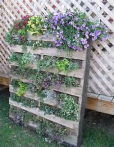 Vertical Gardening With Pallets Upcycle Pallets To Make Beautiful Vertical Gardens
