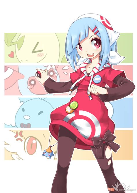 pokemon trainer girl creator pokemon trainer girl creator www imgkid com the image