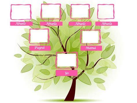 imagenes de la familia para arbol genealogico 193 rbol geneal 243 gico de tu familia para imprimir