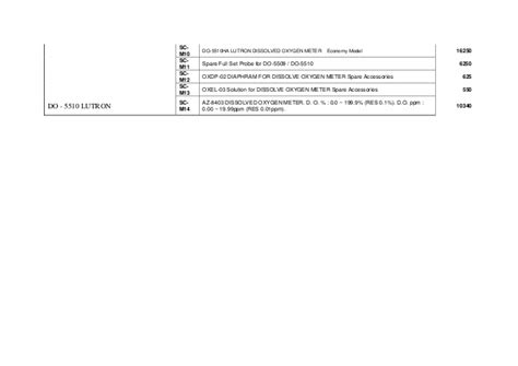 Lutron Do 5510ha infra systems price list and catalogue 1
