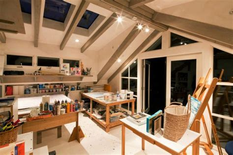 how to make an art studio in your bedroom 19 artist s studios and workspace interior design ideas