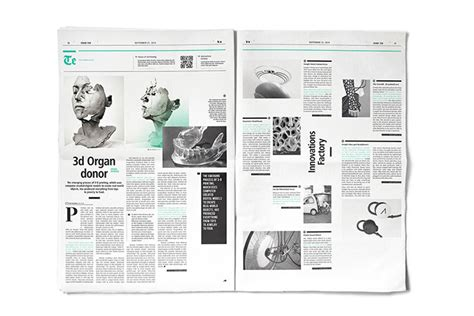 magazine layout structure 30 stunning newspaper layout designs web graphic