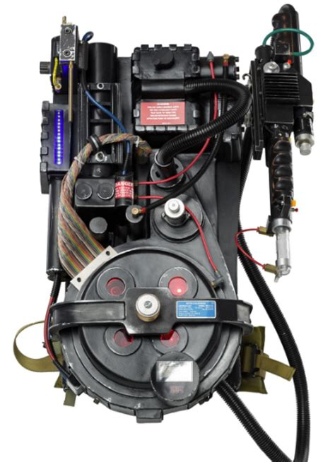 Build A Proton Pack by This Replica Proton Pack Kit Lets You Build Your Own