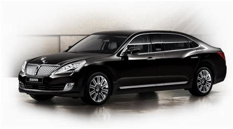 hyundai shows facelifted equus luxury sedan for 2013