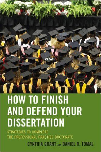 defending your dissertation defend your phd thesis