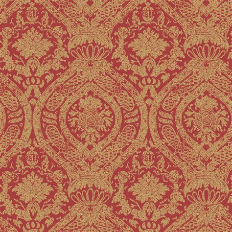 gold wallpaper home depot the wallpaper company 56 sq ft venetian red and gold