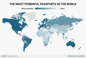 Most Powerful This World Map Shows Which Countries Hold The Most