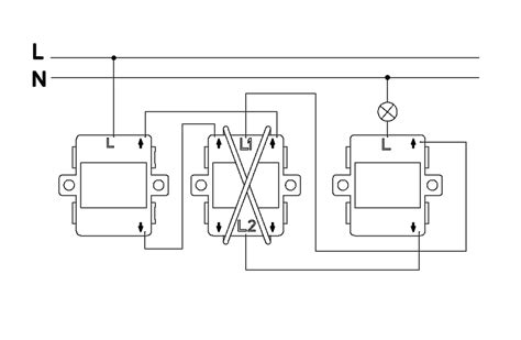 intermediate switch