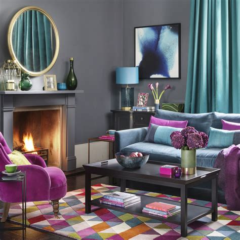 Living With Colour living room colour schemes living room colour living