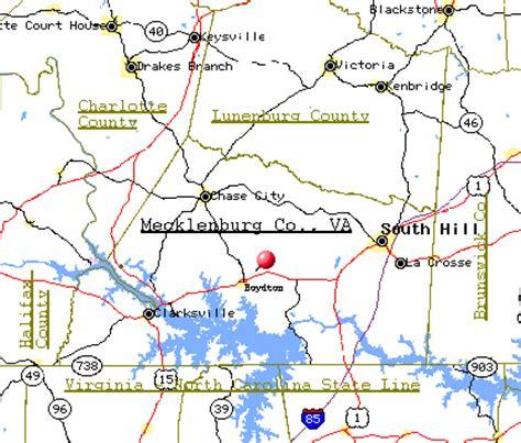 Mecklenburg County Civil Search Mecklenburg Co Va Maps