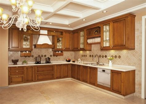 solid wood kitchen cabinets from china china american alder solid wood kitchen cabinet v sf010