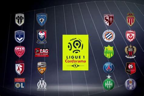 Calendrier Ligue 1 Conforama Foot Ligue 1 Naming La Ligue 1 Sera Rebaptis 233 E