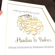 Islamic Gold Foil Print Muslim Couples Surah Rum Islamic