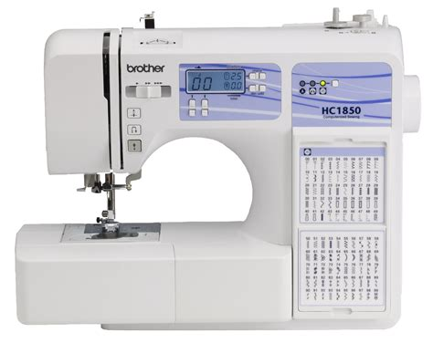 Quilting Sewing Machines Review by Hc1850 Computerized Sewing And Quilting Machine Review