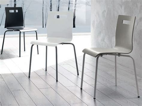 sedia in metallo sedia in legno con gambe in metallo why