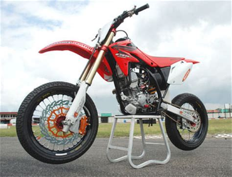 Set Crf 150 By Crossline Mx two new brake kits available for the crf 150r motocross