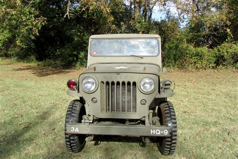 1952 Jeep Willys 1952 Willys Jeep 189006