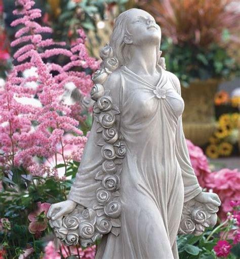 Flower Garden Statues Best 25 Garden Statues Ideas On Garden Statues Near Me Moss Garden And Growing Moss