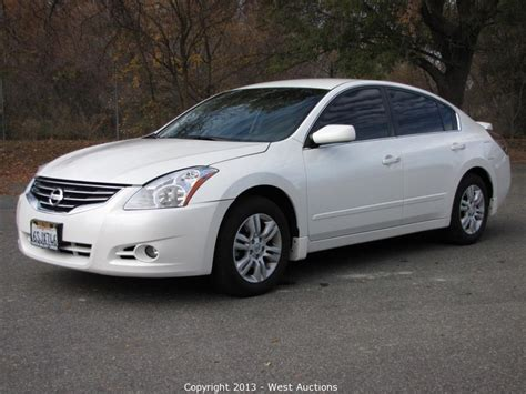 Nissan Altima 2011 by 2011 Nissan Altima Image 13