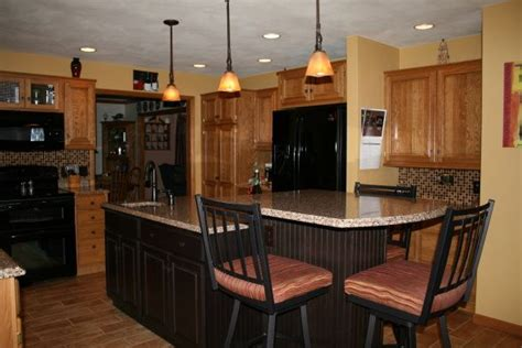 updating oak kitchen cabinets keep oak and update kitchen ideas pinterest