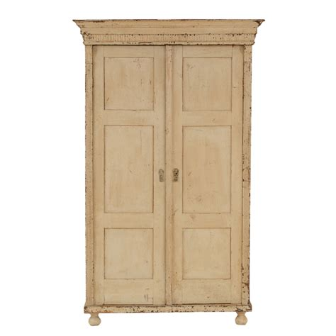 cream armoire isabella armoire the found shop