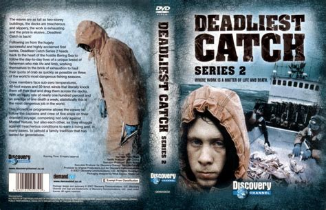 catching series 2 deadliest catch series 2 tv dvd scanned covers