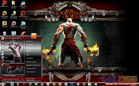 god version pc windows 7 baixar god of war tema para windows 7 233 no zigg