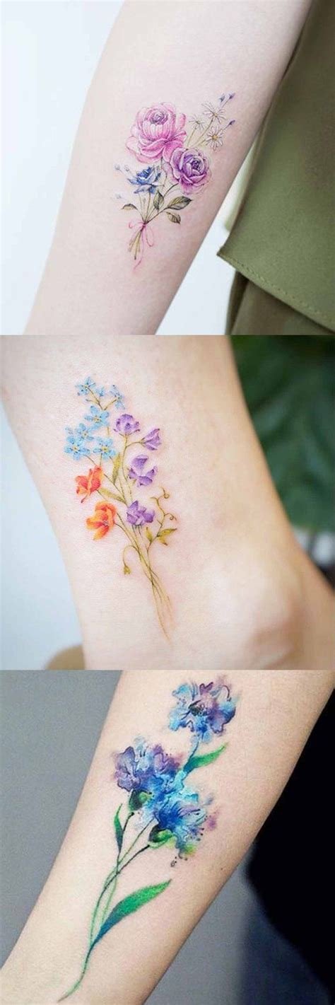 delicate wrist tattoo designs 30 delicate flower ideas flower tattoos tatt and