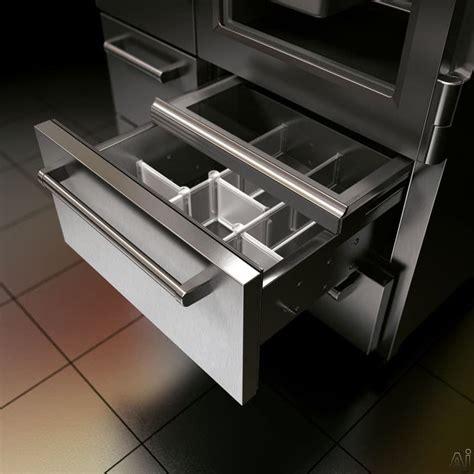 Sub Zero Freezer Drawer by Sub Zero 648prog 48 Inch Built In Side By Side