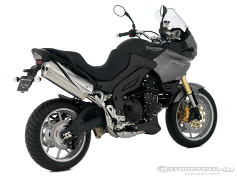 Class Black Matte Ravre 2010 triumph tiger se released motorcycle usa