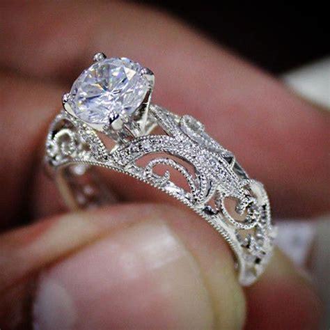 25  Best Ideas about Engagement Rings Unique on Pinterest