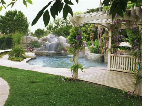 backyard tropical oasis tropical outdoor space photos hgtv