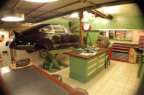 Just Garage Plans Our Own Jack Olsen S Garage On Jalopnik And Popular