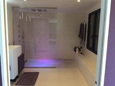 salle de bain a l italienne photo 3478 cr 233 ation d une salle de bains avec 224 l italienne