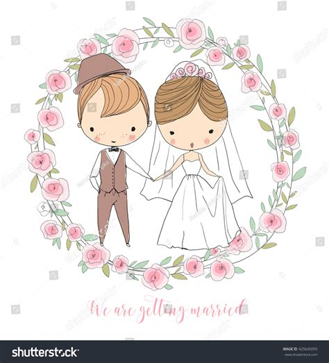 Wedding And Groom Vector by Wedding Ceremony Groom Stock Vector 425645059
