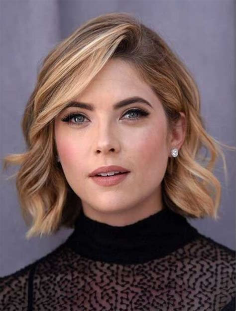 short wavy blonde hair cuts 10 new short thick wavy hairstyles short hairstyles 2017