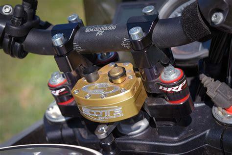 Scotts Steering Der Ktm Trail Tough Ktm 1290 Adventure Build Adv Pulse