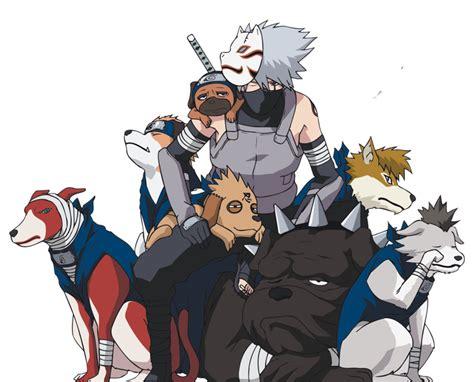 Kemeja Anime Anbu Konoha los 6 anbu poderosos de taringa
