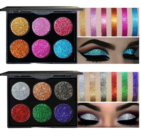 Eyeshadow Wardah Shimmer handaiyan golden color powder glitter eye shadow palette shiny eyeshadow palette makeup