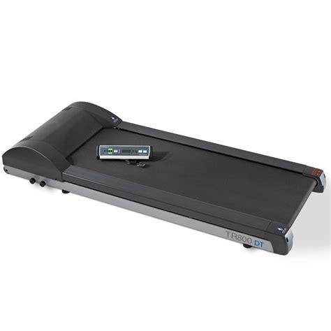 Small Treadmill Desk with Tr800 Dt3 Desk Treadmills Lifespan Workplace