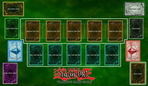 yu gi oh playmat v2 by clannadat on deviantart