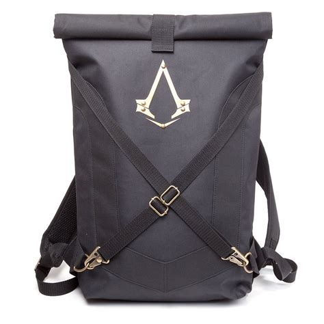 Tas Assasin Creed assassins creed syndicate black folded backpack