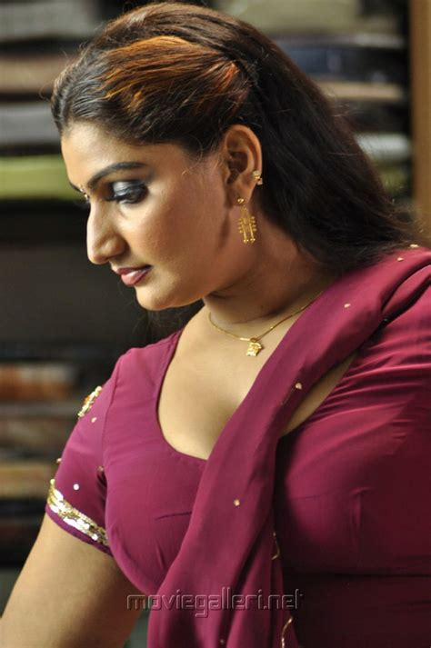 Picture 304232   Actress Babilona Hot in Saree from Nellai ...