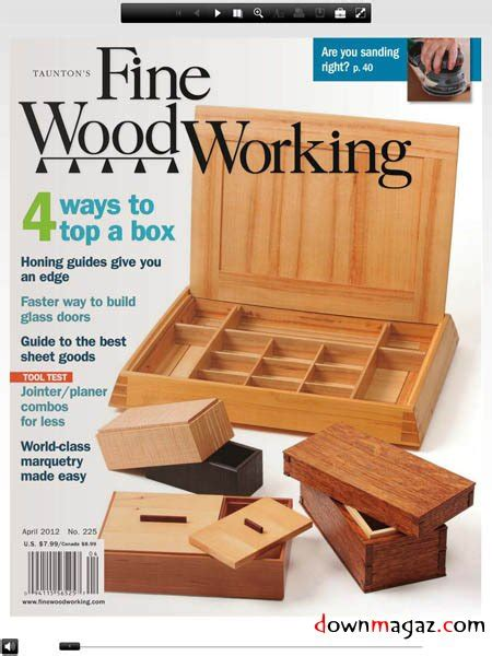 woodworking magazine index build wooden woodworking magazine archive plans