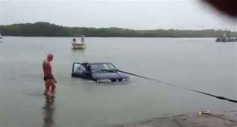 on a boat fail boat launch fail or how not to launch your boat