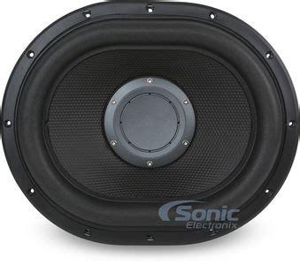 Speaker Oval Boston 1000w boston acoustics jbl bass package sonic electronix