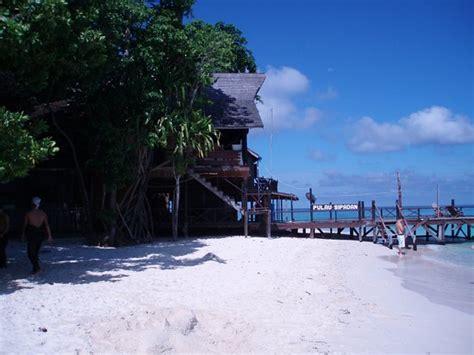 Mabul Inn Semporna Malaysia Asia sipadan water resort mabul island pulau mabul