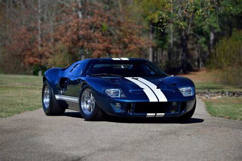 fastest ford ford gt40 from fast and furious headed to auction