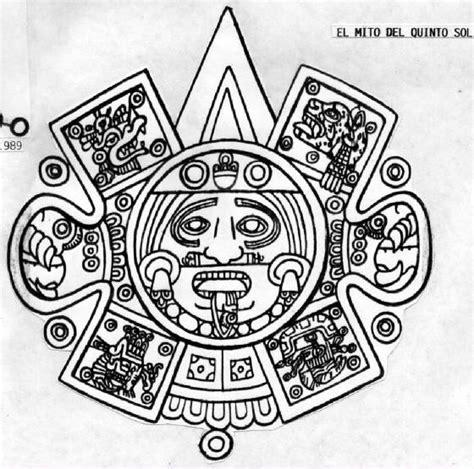 Calendario Y Azteca Es El Mismo No Tiempo Serunserdeluz